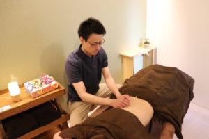 筋膜はりきゅう整体施術